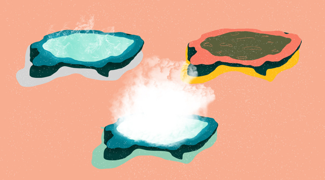 Можно ли купаться в термальных источниках при повышенном давлении?