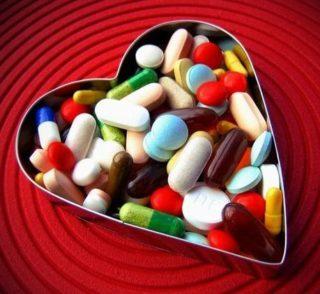 Какие есть таблетки от давления от повышенного?
