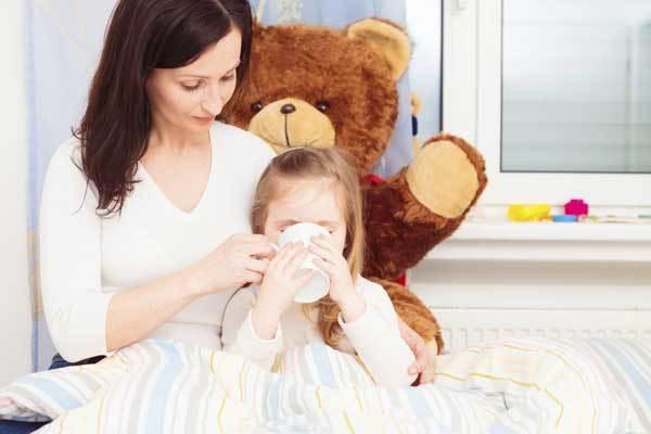 Сухой кашель лечение у подростка