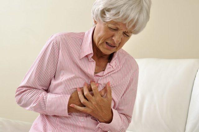 Причина повышенного давления у женщин после 50 лет