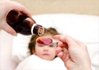 Алтей для детей от кашля