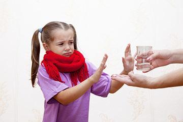 Кашель с рвотой у детей