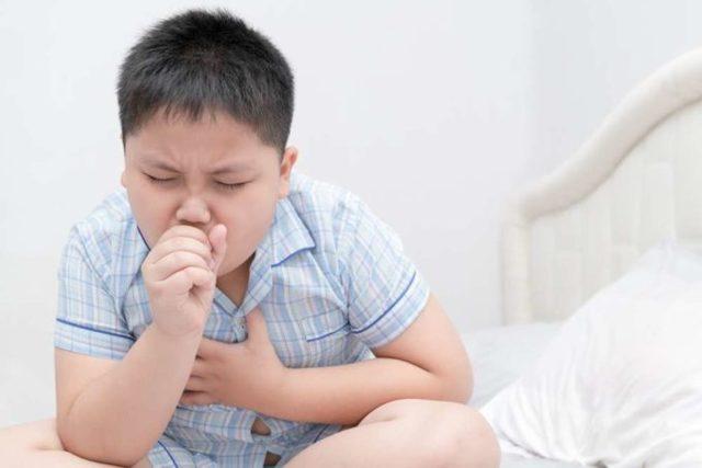 При астме лекарство от кашля
