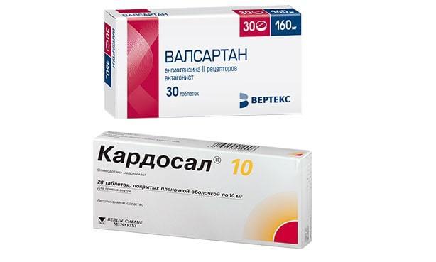 Перечень таблеток от повышенного давления от слабых до сильных