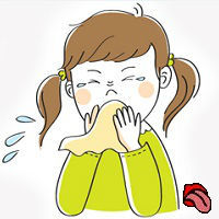 Слезятся глаза насморк и кашель