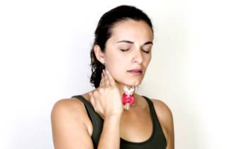 Сильно болит горло без кашля