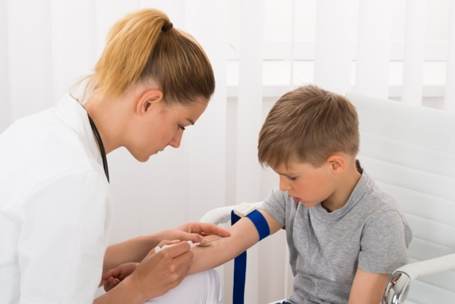Эозинофилы в норме при атопическом дерматите