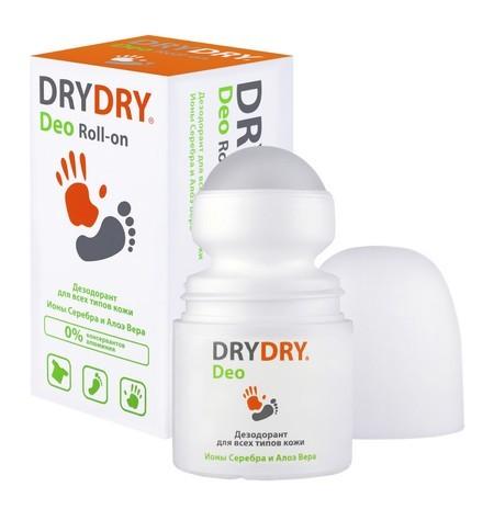 Плюсы и минусы средства dry dry