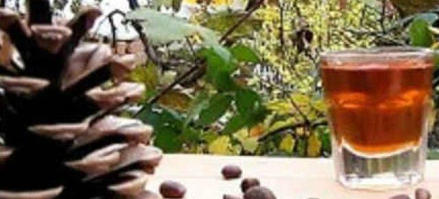Настойка на кедровых орешках на спирту рецепты от давления повышенного