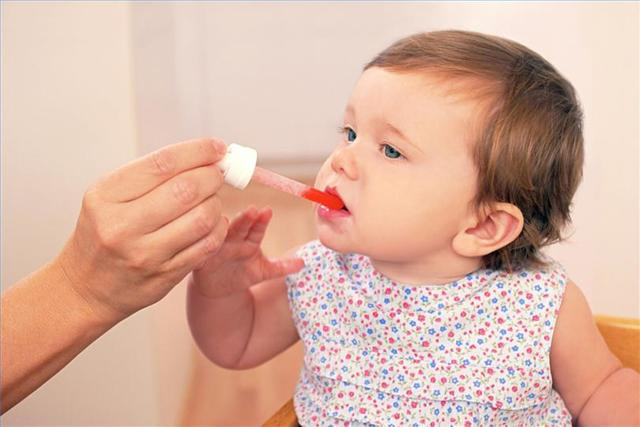 8 месячному ребенку от кашля