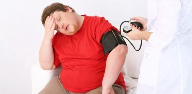 Что происходит в организме при повышенном давлении?
