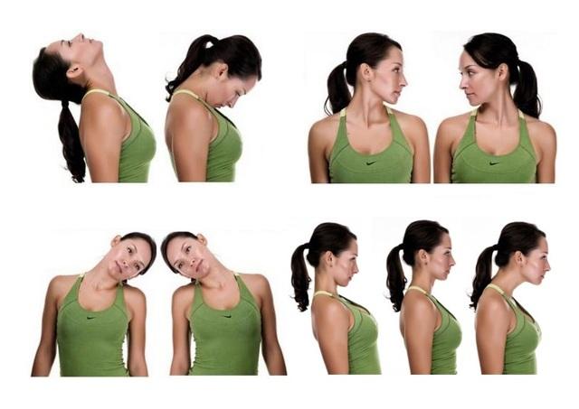 Что делать при простреле шеи