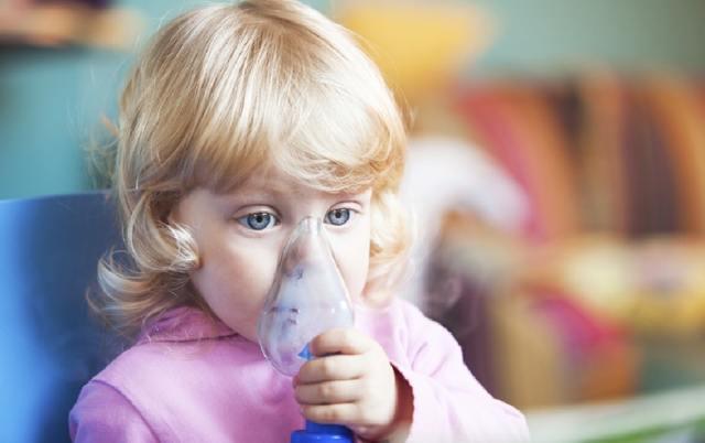 Ночью начинается кашель у ребенка
