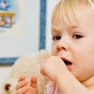 У ребенка кашель затрудненное дыхание