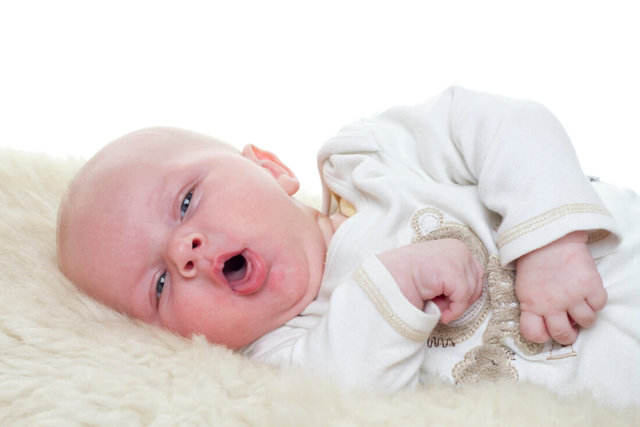 Что давать младенцу от кашля?