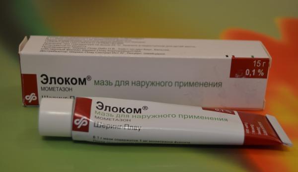 Элоком при атопическом дерматите у детей