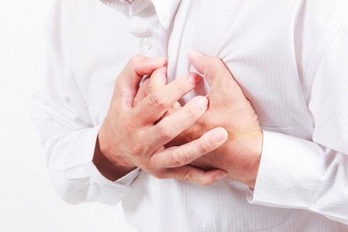 Горит грудная клетка и кашель