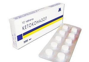 Флуконазол при себорейном дерматите как пить