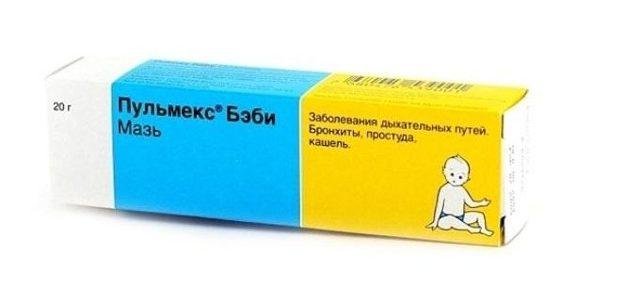 Растирание для детей от кашля