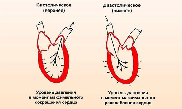 Что пить при пониженном верхнем давлении и повышенном нижнем давлении?