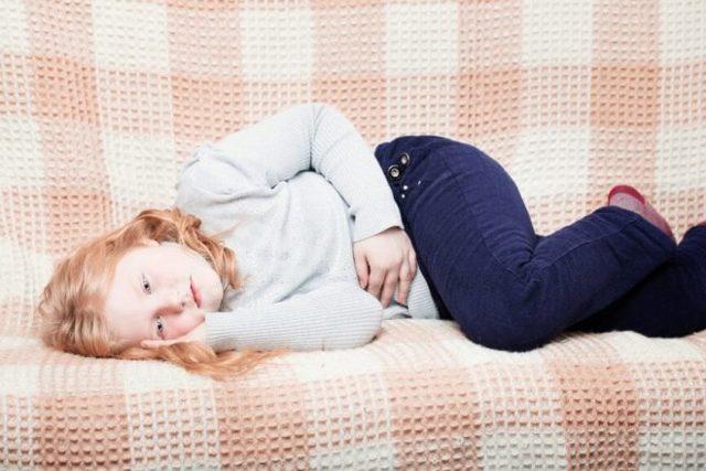 Атопический дерматит и загиб желчного пузыря у ребенка