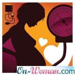 Как влияет повышенное давление на плод во время беременности?
