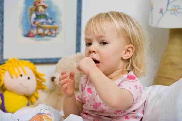 Кашель сильный ребенок 2 года