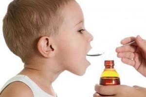 Малышам до года от кашля