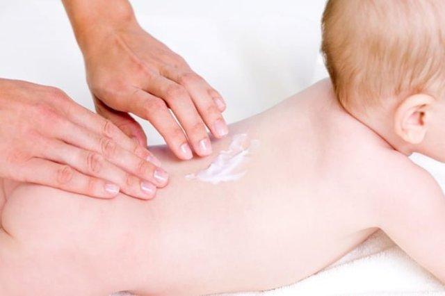 Д пантенол при атопическом дерматите у грудничка