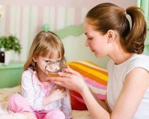 Народные средства грудничкам от кашля