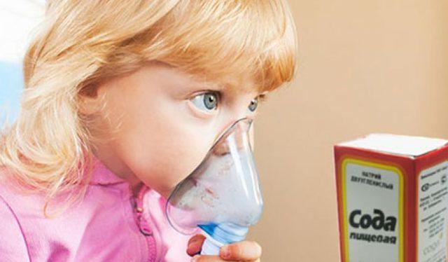 Помогает ли сода от кашля