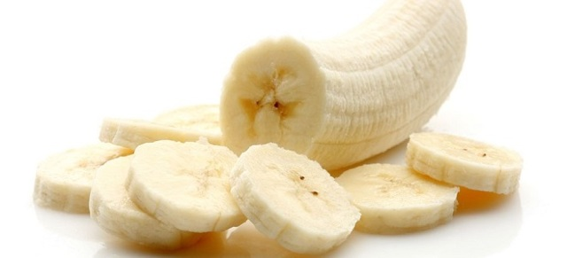 Банан с кипятком от кашля