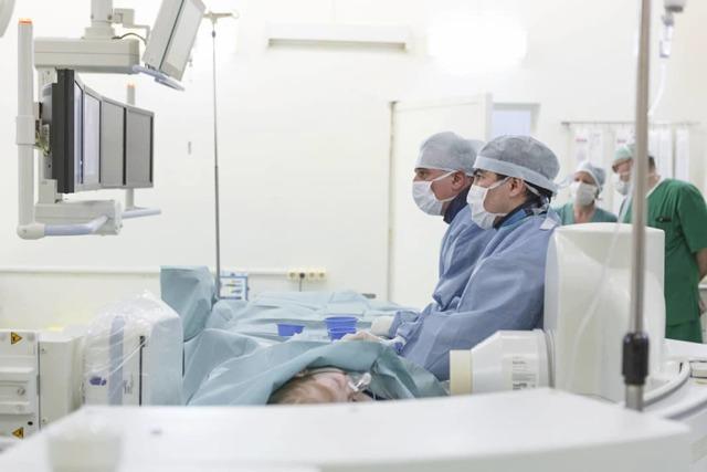 Кашель после операции не проходит