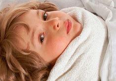 Чем прогреть ребенка при кашле