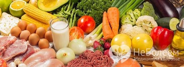Питание при гипертонии повышенном давлении и ожирении на неделю