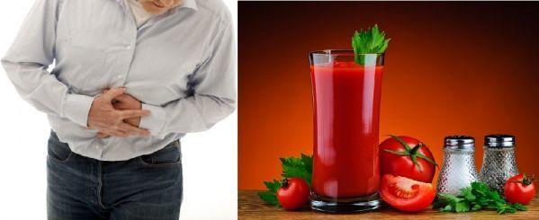 Польза и вред томатного сока для организма