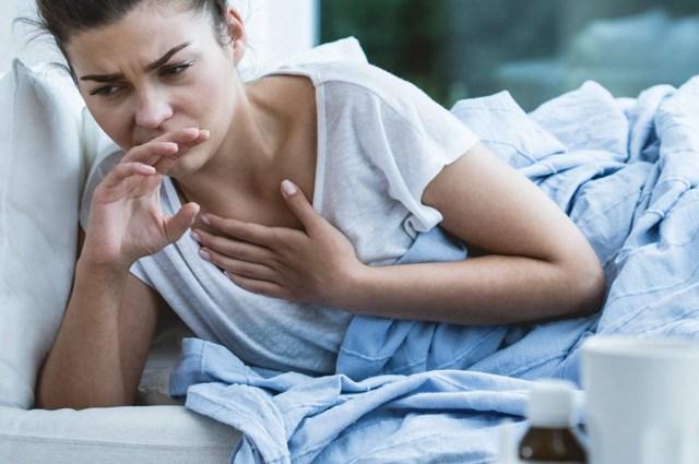 Появился кашель после приема антибиотиков