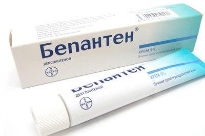 Бепантен крем или мазь что лучше при дерматите
