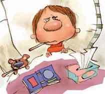Как поднять иммунитет ребенку 5 лет часто болеющему народными средствами?