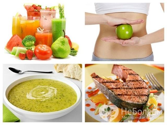 Холецистит диета кефир