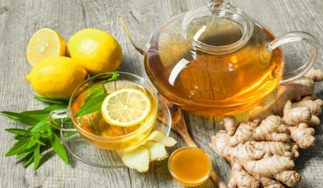 Напиток из куркумы имбиря лимона и меда рецепт для иммунитета