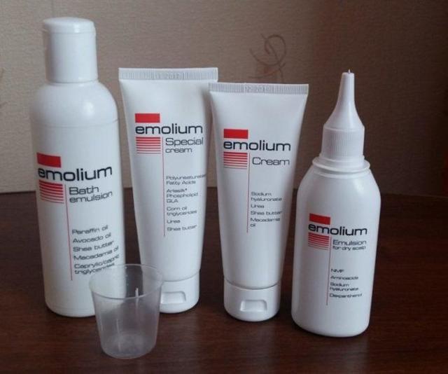 Эмолиум при атопическом дерматите у грудничка
