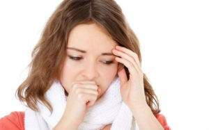 Как быстро вылечить начинающийся кашель?
