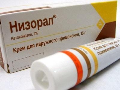 Низорал крем от себорейного дерматита от
