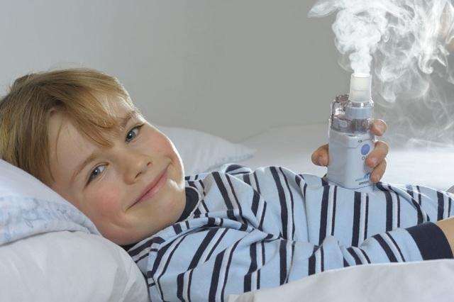 Небулайзер помогает ли при кашле