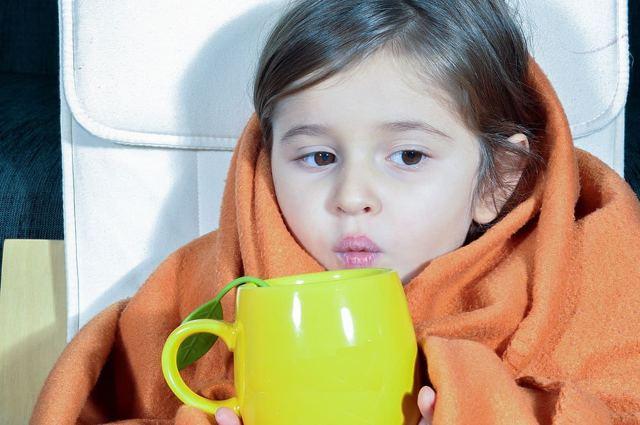 Сколько у ребенка лечится кашель