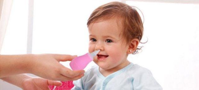 Что делать если не дышит нос а соплей нет у ребенка?
