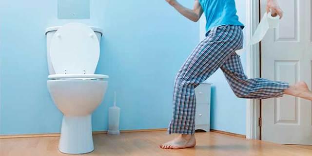 Почему при повышенном давлении хочется в туалет по большому?