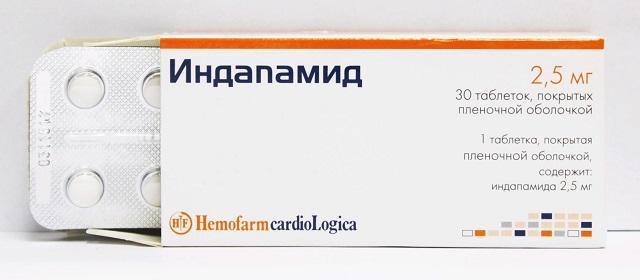 Какие таблетки принимать при низком давлении