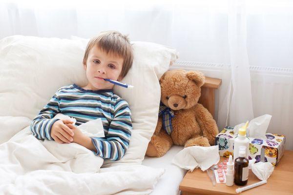 Прививка от гриппа и кашель